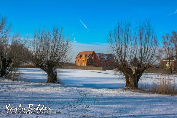 Westervoort Waaij Winter